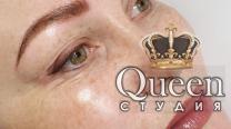 ПОСЛЕ перманентного макияжа